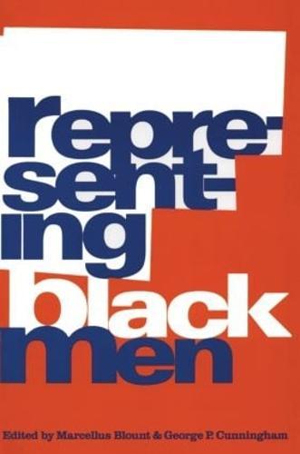 Representing Black Men (Paperback)