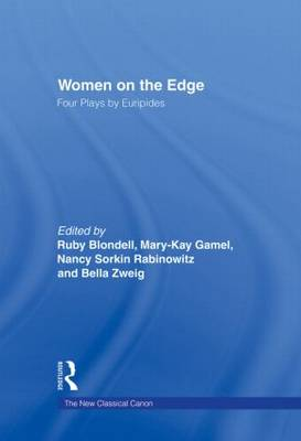 Women on the Edge: Four Plays by Euripides (Hardback)