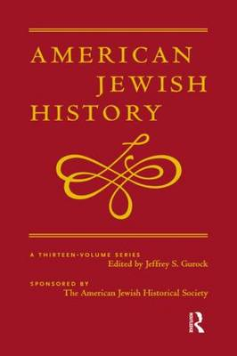 The Colonial and Early National Period 1654-1840: Vol. 1: American Jewish History - American Jewish History (Hardback)
