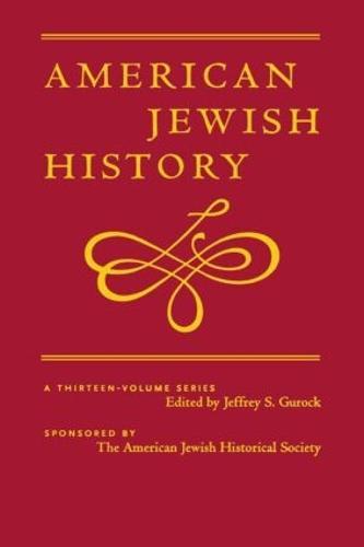 American Zionism: Missions and Politics: American Jewish History - American Jewish History (Hardback)