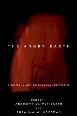 The Angry Earth: Disaster in Anthropological Perspective (Paperback)