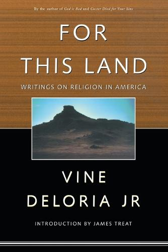 For This Land: Writings on Religion in America (Paperback)