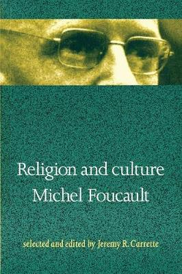 Religion and Culture (Paperback)
