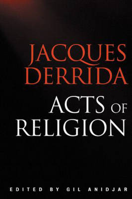 Acts of Religion (Paperback)