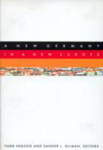 A New Germany in a New Europe? (Hardback)