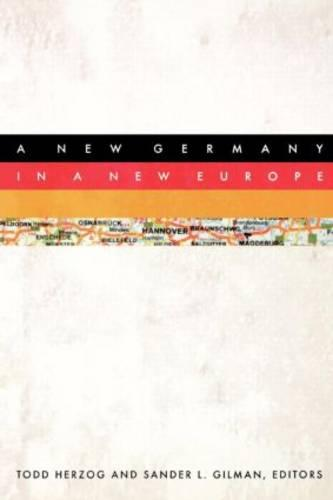 A New Germany in a New Europe? (Paperback)