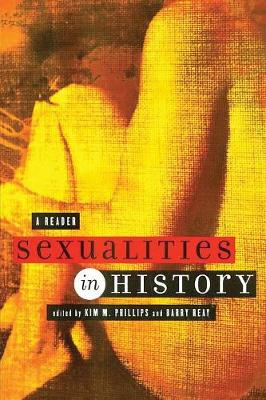 Sexualities in History: A Reader (Paperback)