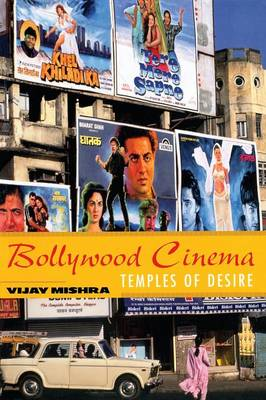Bollywood Cinema: Temples of Desire (Paperback)
