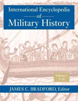 International Encyclopedia of Military History (Hardback)