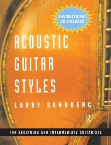 Acoustic Guitar Styles (Paperback)