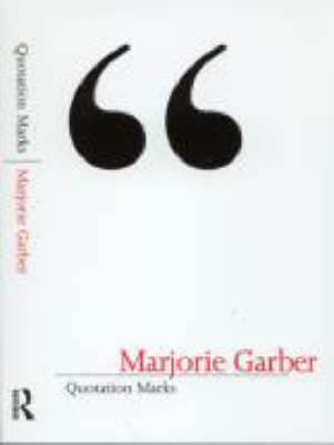 Quotation Marks (Paperback)