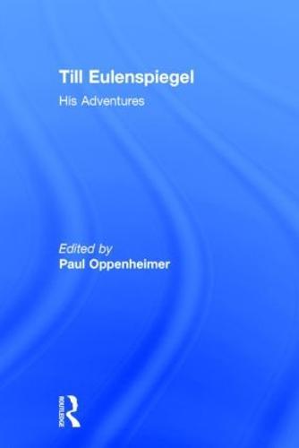 Till Eulenspiegel: His Adventures (Hardback)