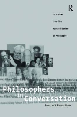 Philosophers in Conversation: Interviews from the Harvard Review of Philosophy (Paperback)