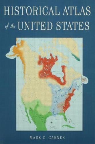 Historical Atlas of the United States (Hardback)