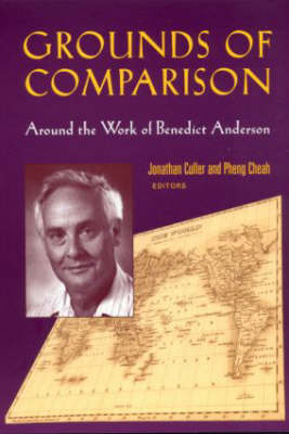 Grounds of Comparison: Around the Work of Benedict Anderson (Paperback)