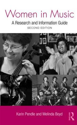 Women in Music: A Research and Information Guide (Hardback)
