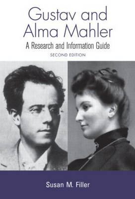 Gustav and Alma Mahler: A Research and Information Guide - Routledge Music Bibliographies (Hardback)