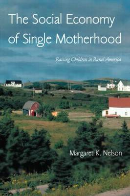 The Social Economy of Single Motherhood: Raising Children in Rural America - Perspectives on Gender (Paperback)