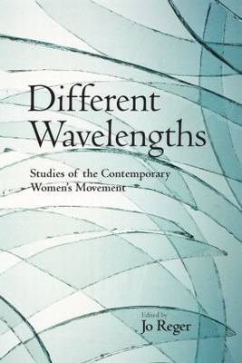 Different Wavelengths: Studies of the Contemporary Women's Movement (Paperback)