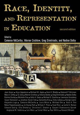 Race, Identity, and Representation in Education - Critical Social Thought (Paperback)