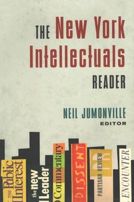 The New York Intellectuals Reader (Paperback)