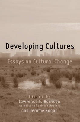 Developing Cultures: Essays on Cultural Change (Paperback)