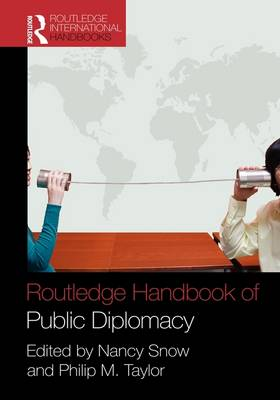 Routledge Handbook of Public Diplomacy (Hardback)