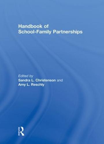 Handbook of School-Family Partnerships (Hardback)