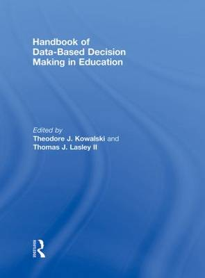 Handbook of Data-Based Decision Making in Education (Hardback)