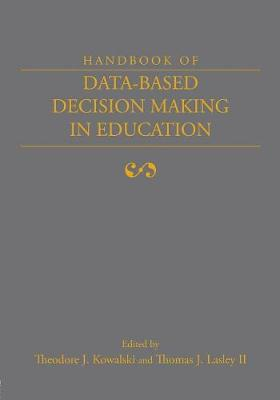 Handbook of Data-Based Decision Making in Education (Paperback)