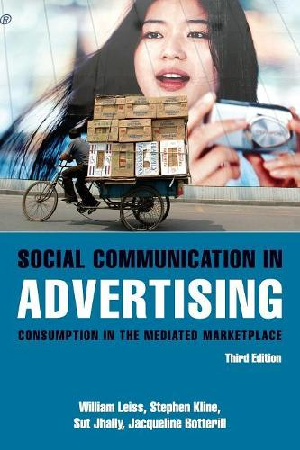Social Communication in Advertising: Consumption in the Mediated Marketplace (Paperback)