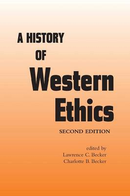 A History of Western Ethics (Paperback)