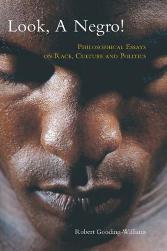 Look, a Negro!: Philosophical Essays on Race, Culture, and Politics (Hardback)