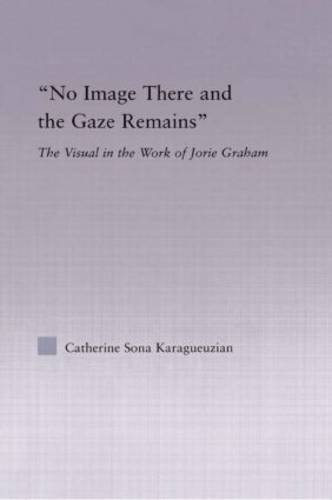 No Image There and the Gaze Remains: The Visual in the Work of Jorie Graham - Studies in Major Literary Authors (Hardback)