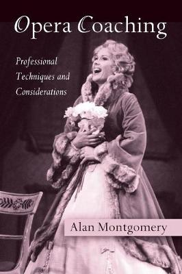 Opera Coaching (Paperback)