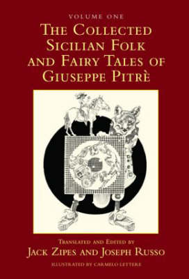 The Collected Sicilian Folk and Fairy Tales of Giuseppe Pitre (Hardback)