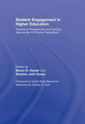 Student Engagement in Higher Education (Hardback)