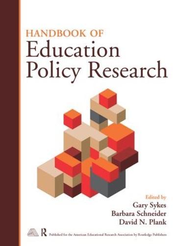 Handbook of Education Policy Research (Hardback)