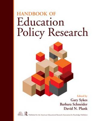 Handbook of Education Policy Research (Paperback)
