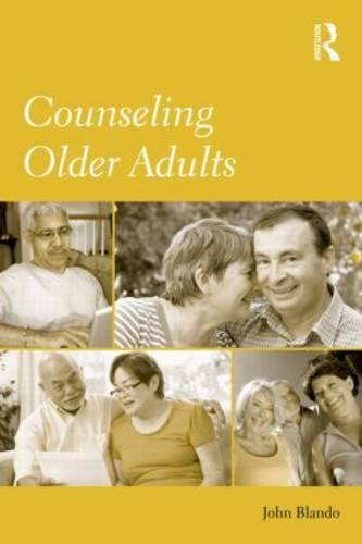 Counseling Older Adults (Paperback)