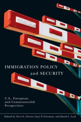 Immigration Policy and Security: U.S., European, and Commonwealth Perspectives (Paperback)