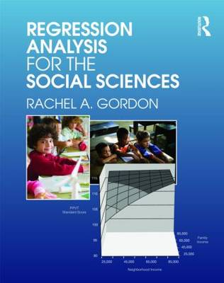 Regression Analysis for the Social Sciences (Hardback)