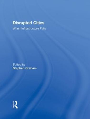 Disrupted Cities (Hardback)