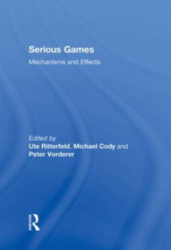 Serious Games: Mechanisms and Effects (Hardback)