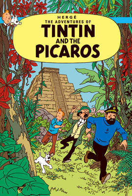 Tintin et les Picaros - Les Aventures du Tintin (Hardback)