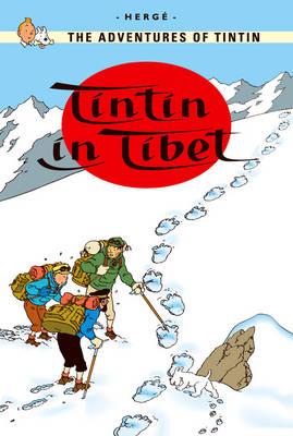 Tintin au Tibet - Les Aventures du Tintin - French Edition Hardbacks (Hardback)