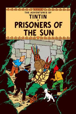 Le Temple du Soleil - Les Aventures du Tintin (Hardback)
