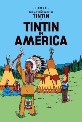 Tintin en Amerique - Les Aventures du Tintin (Hardback)