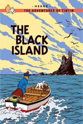 L'lle Noire - Les Aventures du Tintin (Hardback)