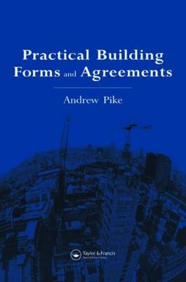 Practical Building Forms and Agreements (Hardback)